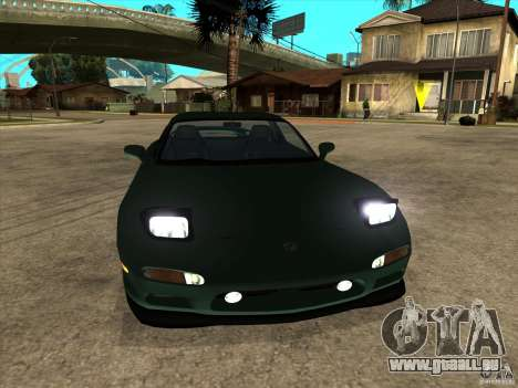 Mazda RX-7 1991-1999 pour GTA San Andreas vue de droite