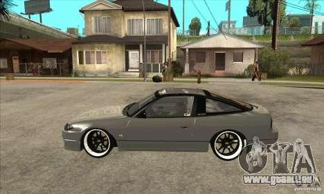 Nissan Silvia S15 1999 pour GTA San Andreas laissé vue