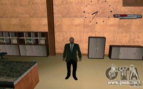 Mayor HD für GTA San Andreas her Screenshot