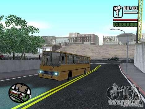 IKARUS 260,37 pour GTA San Andreas laissé vue