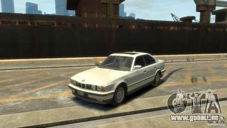 BMW 525i pour GTA 4