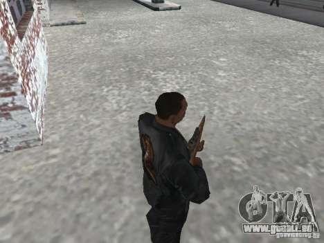 Springfield M1903 für GTA San Andreas zweiten Screenshot