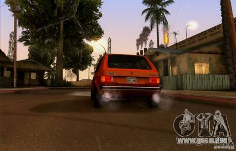 ENBSeries by HunterBoobs v2.0 für GTA San Andreas fünften Screenshot