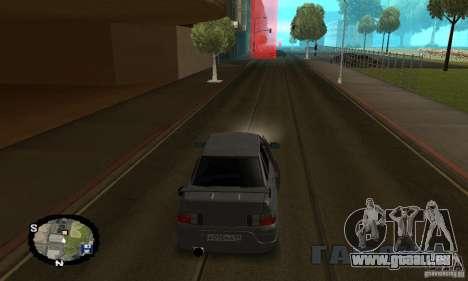 Courses de rue pour GTA San Andreas septième écran