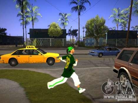 New Deniz für GTA San Andreas dritten Screenshot