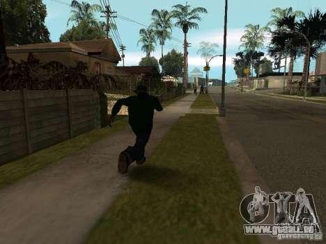 Dope pour GTA San Andreas huitième écran