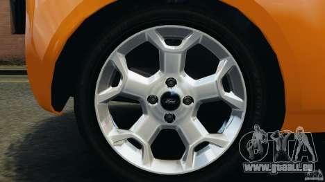 Ford Ka 2011 pour GTA 4 est un côté