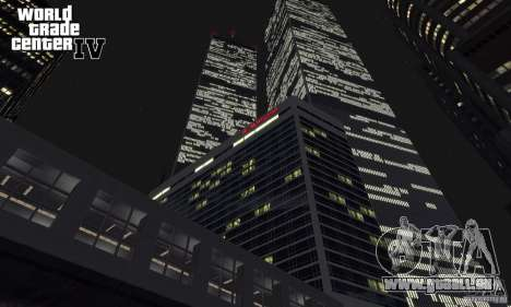 World Trade Center pour GTA 4 neuvième écran