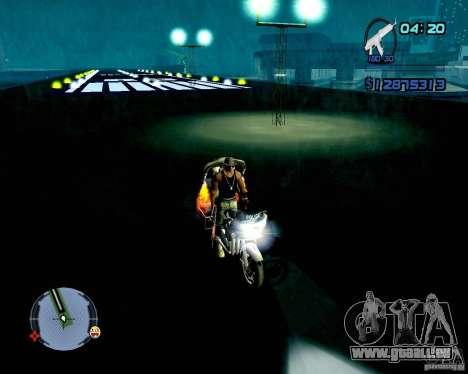 Not ENB für GTA San Andreas sechsten Screenshot