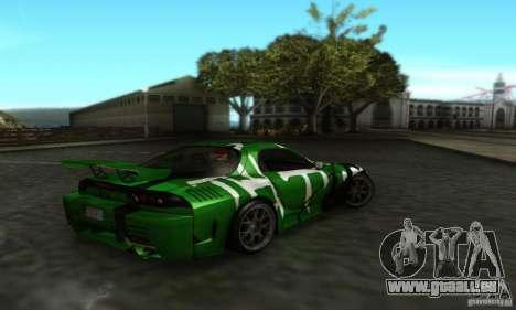 iPrend ENBSeries v1.3 Final für GTA San Andreas dritten Screenshot