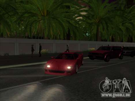 Nice ENBseries by laphund für GTA San Andreas zweiten Screenshot