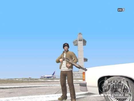 HQ Weapons pack V2.0 für GTA San Andreas neunten Screenshot