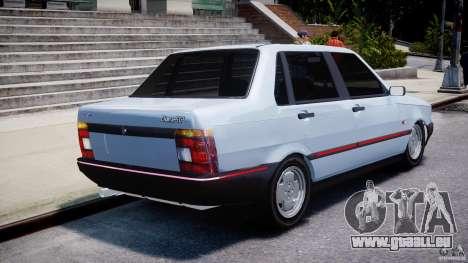Fiat Duna 1.6 SCL [Beta] für GTA 4 Seitenansicht