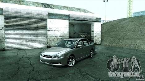 Subaru Legacy B4 3.0R specB pour GTA San Andreas