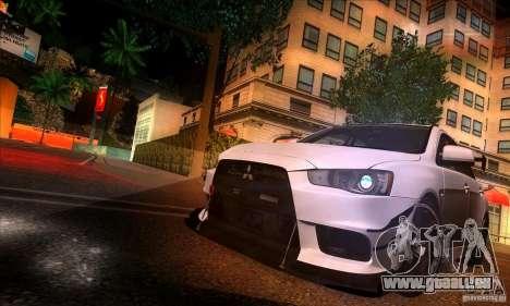 SA_gline 4.0 pour GTA San Andreas huitième écran