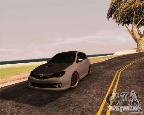 NFS The Run ENBSeries by Sankalol für GTA San Andreas achten Screenshot
