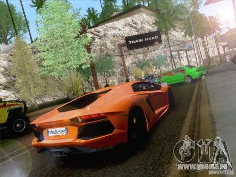 Unfall auf der Straße für GTA San Andreas