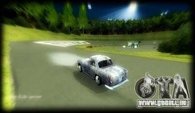 Anneau de Roskilde pour GTA San Andreas quatrième écran