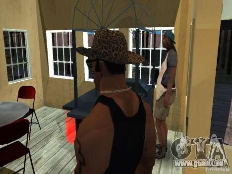 Happy Island Beta 2 pour GTA San Andreas troisième écran