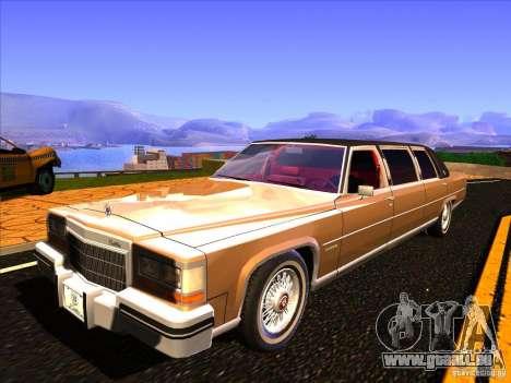 ENBSeries v2.0 pour GTA San Andreas sixième écran