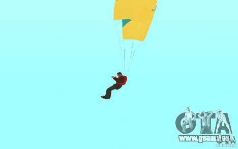Unique animation of GTA IV V3.0 für GTA San Andreas elften Screenshot