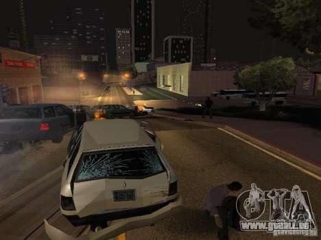 Frei bewegliche Kamera für GTA San Andreas dritten Screenshot
