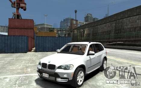 BMW X5 2009 pour GTA 4