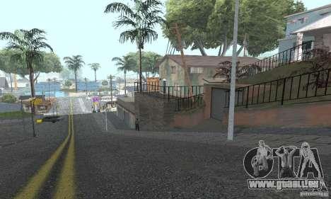 Grove Street 2012 V1.0 für GTA San Andreas achten Screenshot