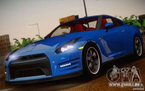 Nissan GTR Egoist pour GTA San Andreas