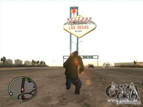 Las Vegas dans GTA San Andreas pour GTA San Andreas
