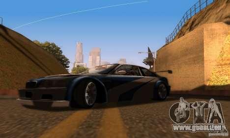 SA DRR Singe v1.0 pour GTA San Andreas troisième écran