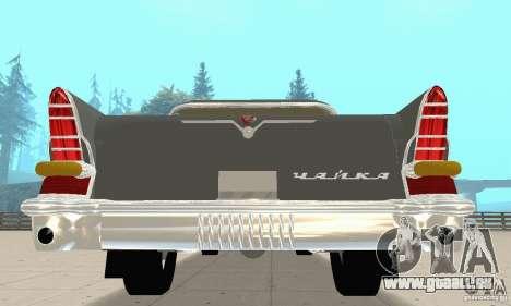 GAZ 13 Tschaika v2. 0 für GTA San Andreas rechten Ansicht