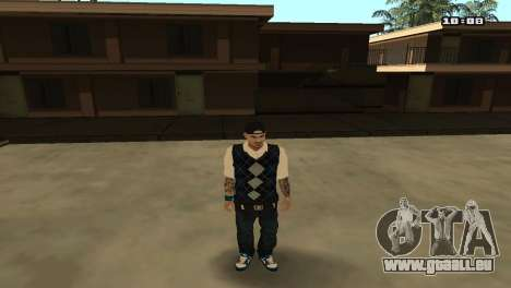 Skin Pack The Rifa für GTA San Andreas sechsten Screenshot