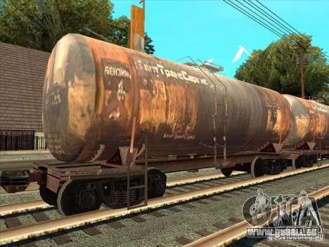 2 wagons pour GTA San Andreas