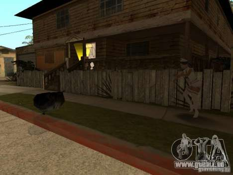 Girlz Medic in Grove pour GTA San Andreas troisième écran