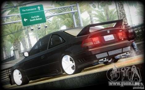 Honda Civic 1996 pour GTA 4 est une gauche