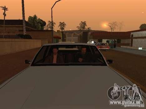 Los Santos Protagonists pour GTA San Andreas deuxième écran