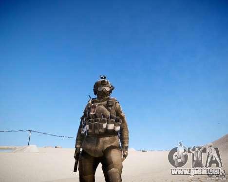 MW2 Phoenix Paratroopers pour GTA 4 secondes d'écran