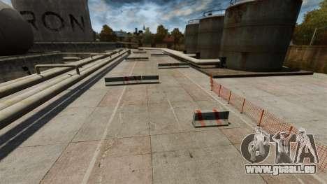 Piste de rallye pour GTA 4 sixième écran
