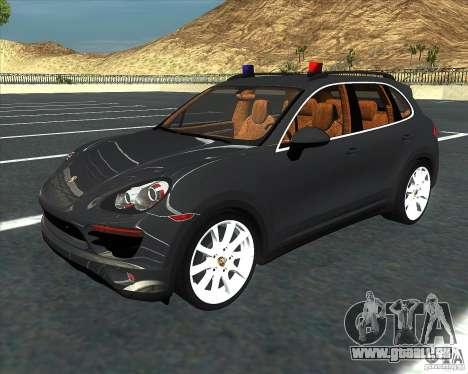 Porsche Cayenne 958 v1.1 pour GTA San Andreas