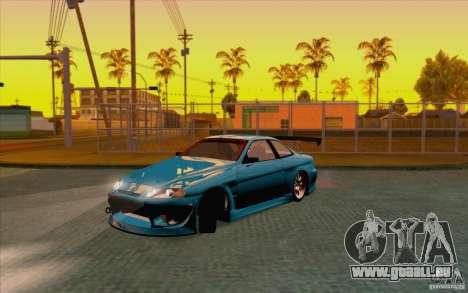 Toyota Soarer (JZZ30) pour GTA San Andreas