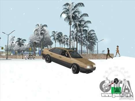 Volkswagen Passat B3 pour GTA San Andreas vue de côté