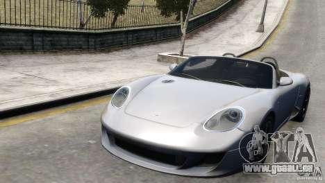RUF RK Spyder 2006 [EPM] für GTA 4 hinten links Ansicht