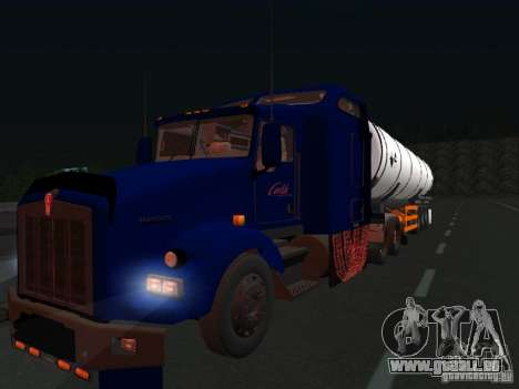 Kenwort T800 Carlile für GTA San Andreas