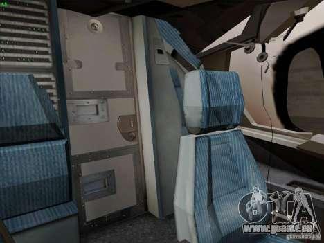Airbus A350-900 Emirates für GTA San Andreas Motor