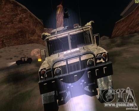 Hummer H1 de COD MW 2 pour GTA San Andreas