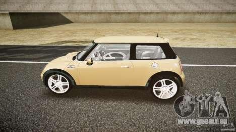 Mini Cooper S pour GTA 4 est une gauche