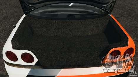 Nissan Skyline GT-R (R33) v1.0 für GTA 4 Unteransicht