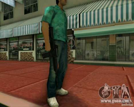 M4A1 für GTA Vice City zweiten Screenshot