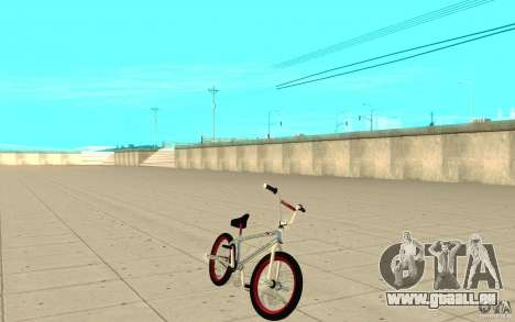 REAL Street BMX mod Chrome Edition für GTA San Andreas